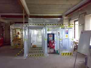 Asbestos Air Monitoring ProActive Environmental Corp.